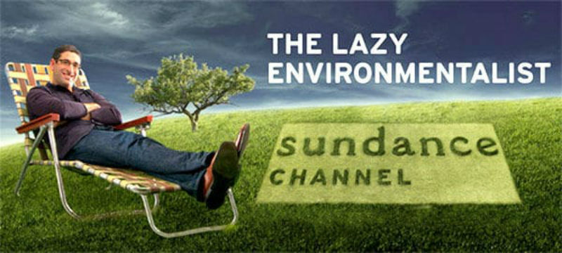 The Lazy Environmentalist TV Show with Josh Dorfman